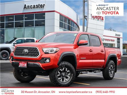 2018 Toyota Tacoma  (Stk: P177) in Ancaster - Image 1 of 30