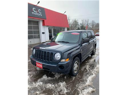 2008 Jeep Patriot Sport/North (Stk: ) in Cobourg - Image 1 of 13