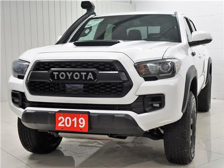 2019 Toyota Tacoma TRD Off Road (Stk: T19184) in Sault Ste. Marie - Image 1 of 22
