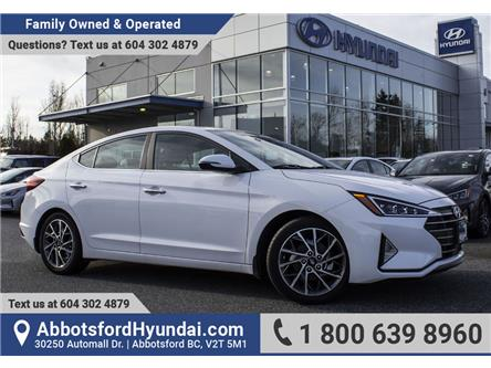 2019 Hyundai Elantra Ultimate (Stk: AH8959) in Abbotsford - Image 1 of 25