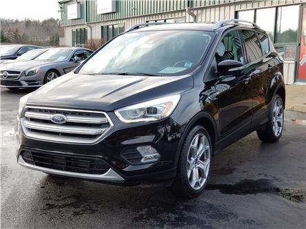 2017 Ford Escape Titanium (Stk: 10594) in Lower Sackville - Image 1 of 27