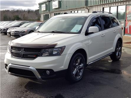 2015 Dodge Journey Crossroad (Stk: 10603) in Lower Sackville - Image 1 of 25