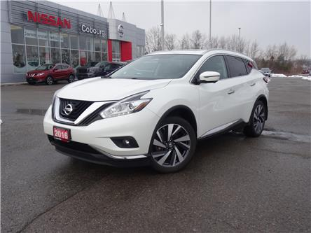 2016 Nissan Murano Platinum (Stk: CKN154768A) in Cobourg - Image 2 of 37