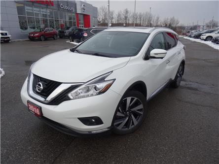 2016 Nissan Murano Platinum (Stk: CKN154768A) in Cobourg - Image 2 of 36