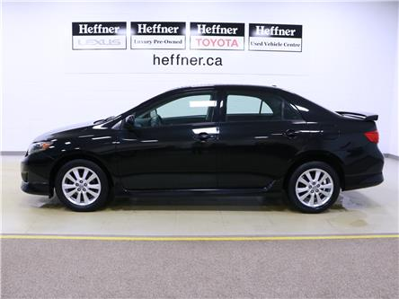 2009 Toyota Corolla S (Stk: 196188) in Kitchener - Image 2 of 27