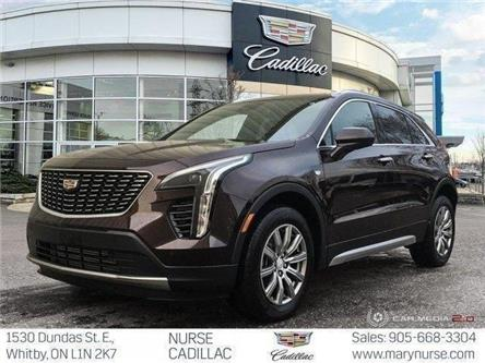 2020 Cadillac XT4 Premium Luxury (Stk: 20K011) in Whitby - Image 1 of 26