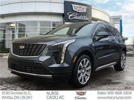 2020 Cadillac XT4 Premium Luxury (Stk: 20K014) in Whitby - Image 1 of 26