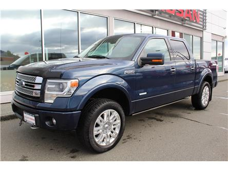 2014 Ford F-150 Limited (Stk: P0254) in Nanaimo - Image 1 of 8