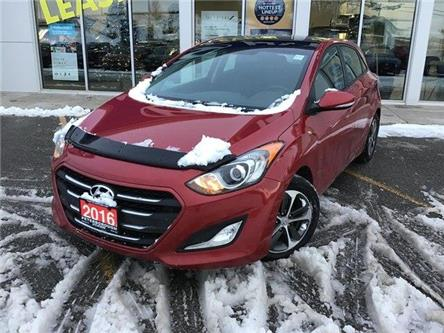 2016 Hyundai Elantra GT GLS (Stk: H12317A) in Peterborough - Image 1 of 10