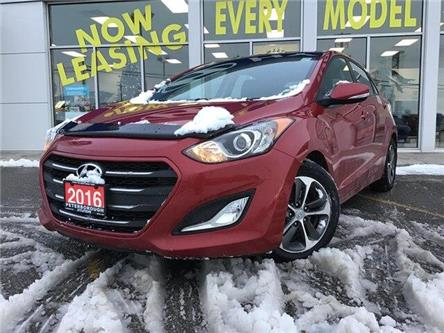 2016 Hyundai Elantra GT GLS (Stk: H12317A) in Peterborough - Image 2 of 10