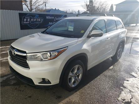 2015 Toyota Highlander Limited (Stk: 15409) in Fort Macleod - Image 1 of 22