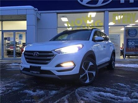 2017 Hyundai Tucson Limited (Stk: HP0139) in Peterborough - Image 2 of 13