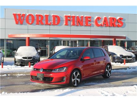 2015 Volkswagen Golf GTI 5-Door Autobahn (Stk: 17104) in Toronto - Image 1 of 23