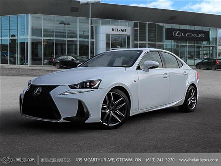 2017 Lexus IS 300 Base (Stk: L0640) in Ottawa - Image 1 of 28