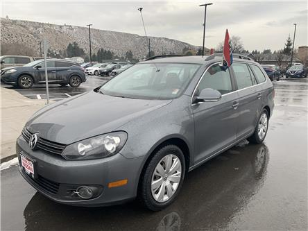 2013 Volkswagen Golf 2.0 TDI Comfortline (Stk: UT1321A) in Kamloops - Image 1 of 20