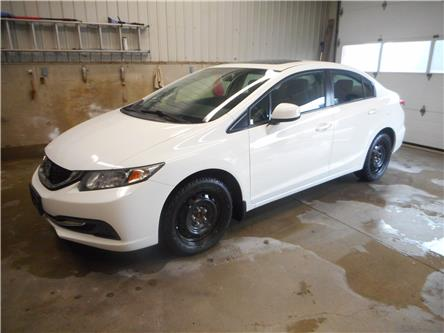 2013 Honda Civic EX (Stk: NC 3843) in Cameron - Image 1 of 11