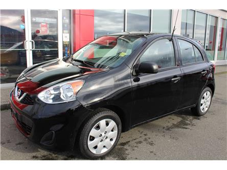 2016 Nissan Micra S (Stk: P0251) in Nanaimo - Image 1 of 9