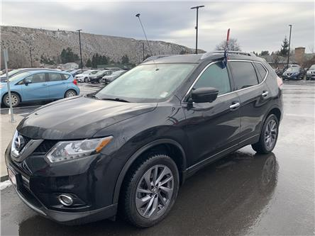 2016 Nissan Rogue SL Premium (Stk: UT1327) in Kamloops - Image 1 of 28
