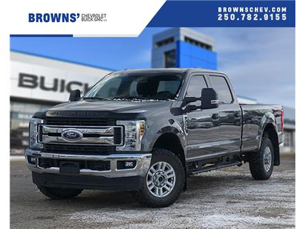 2018 Ford F-350 XLT (Stk: T19-720A) in Dawson Creek - Image 1 of 17