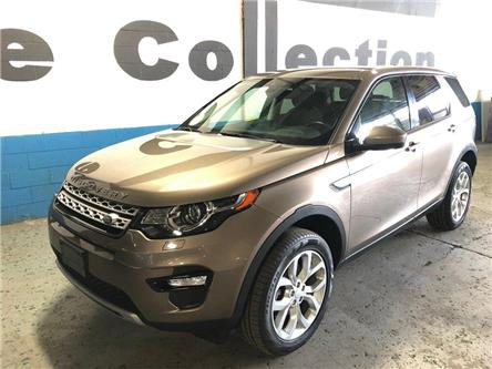 2016 Land Rover Discovery Sport HSE (Stk: 12044) in Toronto - Image 2 of 30