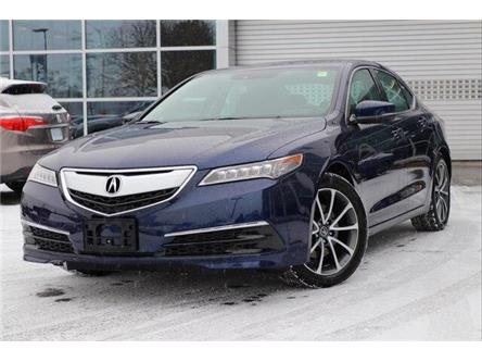 2016 Acura TLX Tech (Stk: P19054) in Ottawa - Image 1 of 28