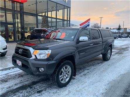 2013 Toyota Tacoma V6 (Stk: T19280A) in Kamloops - Image 1 of 22