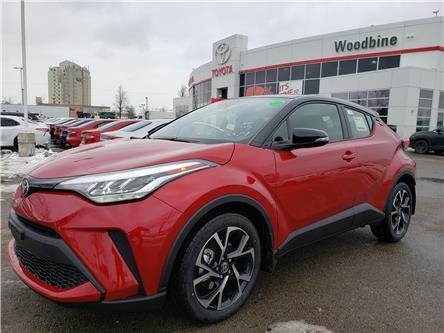 2020 Toyota C-HR XLE Premium (Stk: 20-363) in Etobicoke - Image 1 of 7