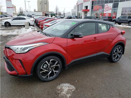 2020 Toyota C-HR XLE Premium (Stk: 20-363) in Etobicoke - Image 2 of 7