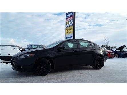 2013 Dodge Dart SXT/Rallye (Stk: P601) in Brandon - Image 1 of 26