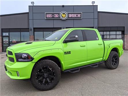 2017 RAM 1500 Sport (Stk: 3846Z) in Thunder Bay - Image 1 of 12