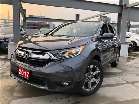 2017 Honda CR-V EX-L (Stk: V191539A) in Toronto - Image 1 of 33