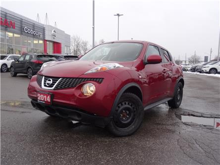 2014 Nissan Juke SV (Stk: CKW346105A) in Cobourg - Image 1 of 26