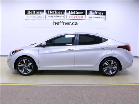 2016 Hyundai Elantra GLS (Stk: 196217) in Kitchener - Image 2 of 31