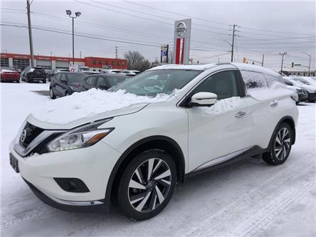 2018 Nissan Murano Platinum (Stk: P2682) in Cambridge - Image 2 of 30
