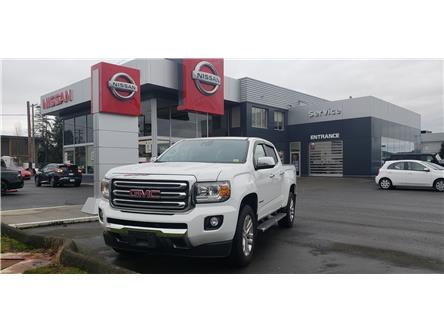 2018 GMC Canyon SLT (Stk: 8T9840A) in Duncan - Image 1 of 18