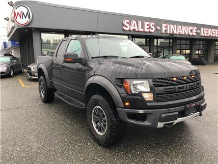 2010 Ford F-150 SVT Raptor (Stk: 10-B94430) in Abbotsford - Image 1 of 14