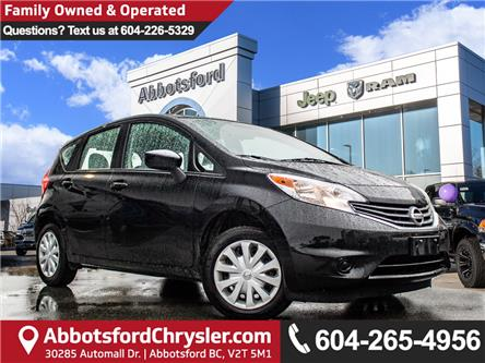 2015 Nissan Versa Note 1.6 S (Stk: AG0983) in Abbotsford - Image 1 of 27