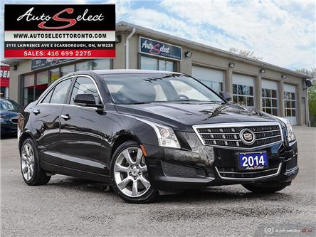 2014 Cadillac ATS 4WD (Stk: 14CAT97) in Scarborough - Image 1 of 28