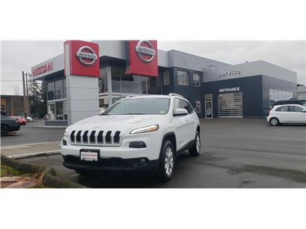 2016 Jeep Cherokee North (Stk: 8F7894B) in Duncan - Image 1 of 14