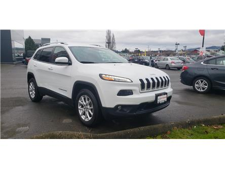 2016 Jeep Cherokee North (Stk: 8F7894B) in Duncan - Image 2 of 14