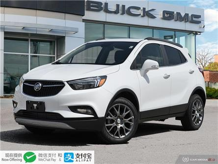 2019 Buick Encore Sport Touring (Stk: 147264) in London - Image 1 of 28