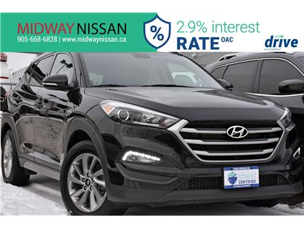 2018 Hyundai Tucson SE 2.0L (Stk: U1944R) in Whitby - Image 1 of 34