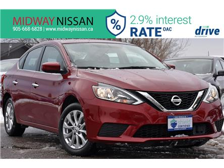 2019 Nissan Sentra 1.8 SV (Stk: U1941R) in Whitby - Image 1 of 31