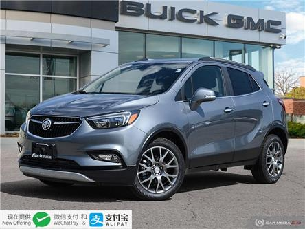 2019 Buick Encore Sport Touring (Stk: 147265) in London - Image 1 of 28