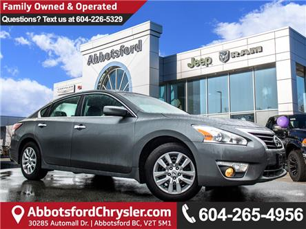 2015 Nissan Altima 2.5 S (Stk: AG0984) in Abbotsford - Image 1 of 27