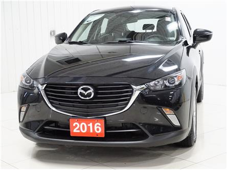 2016 Mazda CX-3 GS (Stk: MP0589) in Sault Ste. Marie - Image 1 of 21