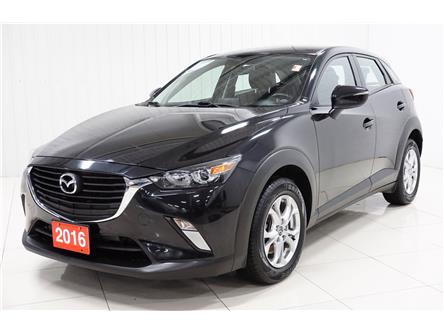 2016 Mazda CX-3 GS (Stk: MP0589) in Sault Ste. Marie - Image 2 of 21