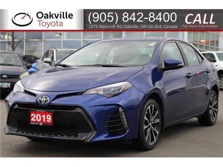 2019 Toyota Corolla SE (Stk: LP3872) in Oakville - Image 1 of 18