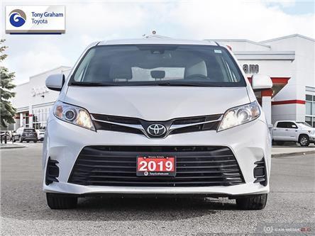 2019 Toyota Sienna  (Stk: U9222) in Ottawa - Image 2 of 28