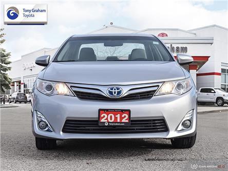 2012 Toyota Camry Hybrid XLE (Stk: 58975A) in Ottawa - Image 2 of 27